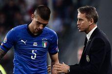 Roberto Mancini Dukung 5 Pergantian Pemain di Liga Italia
