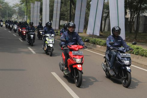 Suzuki Akui Ada Pergeseran Pasar di Segmen Skutik