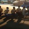 Satpol PP Tangkap 6 Remaja Pesta Miras Saat Malam Takbiran