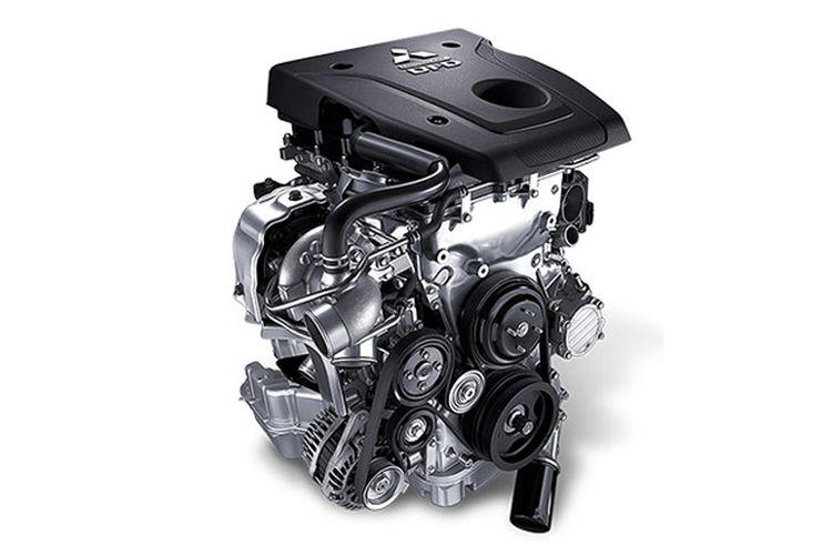 Mesin diesel Pajero Sport berkode 4N15