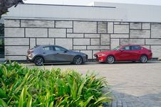 Test Drive All New Mazda3 Terbaru