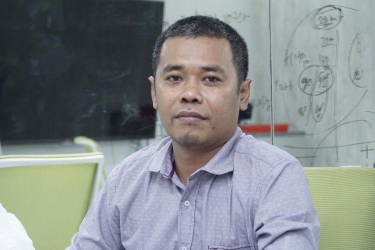 Analis politik dan Direktur IndoStrategi Research And Consulting Arif Nurul Imam.