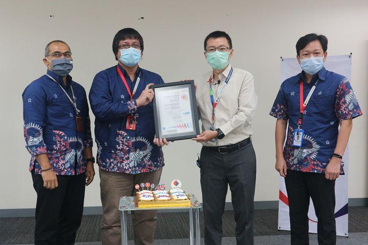 MSIG Indonesia raih sertifikasi ISO 27001