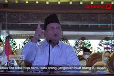 Mengenang Janji Kampanye Prabowo di Ulang Tahun Ke-13 Gerindra...