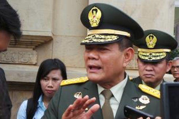 Kepala Staf TNI Angkatan Darat Jenderal Budiman