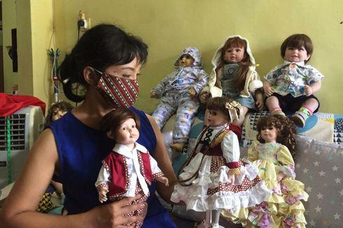Cerita di Balik Bisnis Mempercantik Boneka Bekas Bertarif Jutaan Rupiah, Ada Kenangan Masa Kecil...
