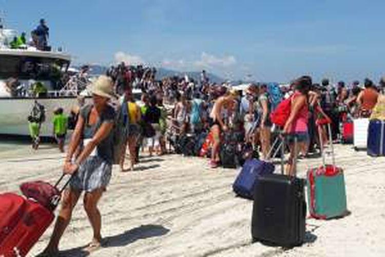Destinasi Wisata Di Lombok Utara Terbaru 2019