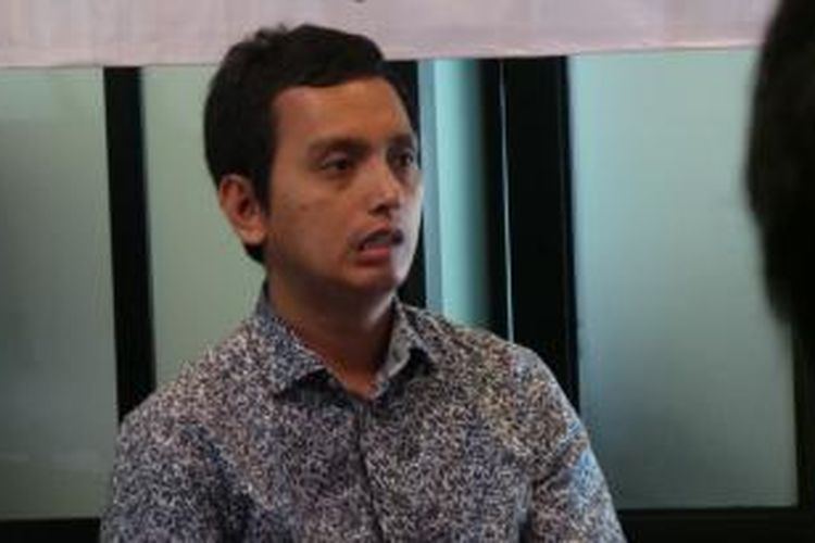 Direktur Program Imparsial, Al Araf