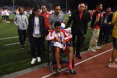 Final SEA Games 2019, Apakah Lawan Sengaja Mencederai Evan Dimas?