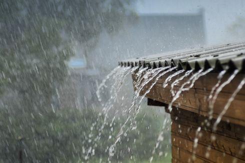 Hari Ini, Sebagian Jabodetabek Akan Diguyur Hujan