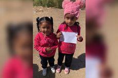 Dua Gadis Kecil Ditemukan Berjalan Sendiri di Gurun Arizona Mencari Bibinya