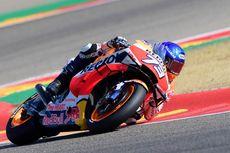 Hasil FP1 MotoGP Teruel, Alex Marquez Tercepat, Quartararo Tercecer
