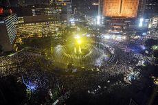 Rekayasa Lalu Lintas saat Acara Jakarta Muharram Festival