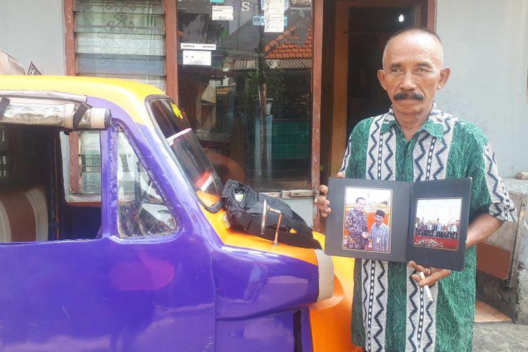 Sutino (58) atau akrab disapa Pak Kinong adalah sopir bemo yang merintis bemo baca di Jakarta. Ia berprofesi sebagai sopir bemo sejak tahun 1976.