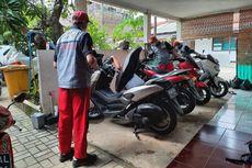 Tips Sederhana Rawat Sepeda Motor di Rumah Aja