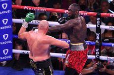 Tak Lagi Berkelit, Deontay Wilder Mengakui Kekalahan dari Tyson Fury