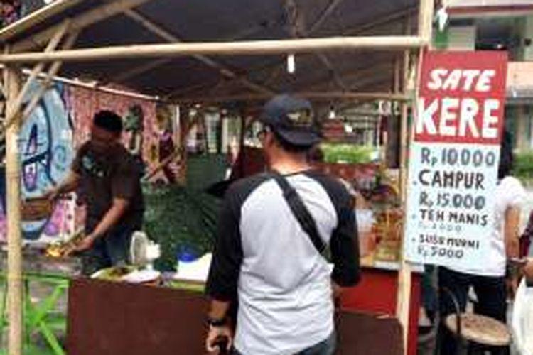 Kulineran Di Pasar Kangen Jogja Ini 2 Makanan Tradisional Yang