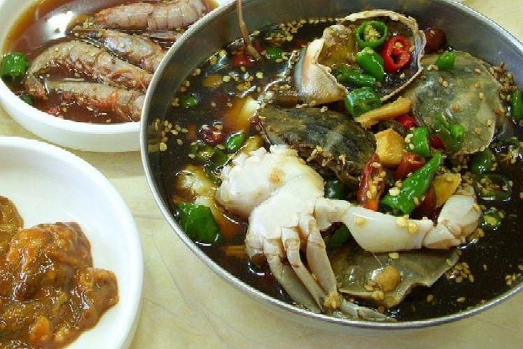 Selain Gurita Hidup Ini 6 Makanan Ekstrem Ala Korea Halaman All