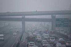 10 Kota di China Siaga Merah akibat Polusi Udara yang Kian Parah