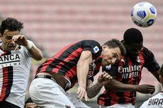 Hasil Liga Italia - Gol Bunuh Diri Jadi Penentu Nasib Duo Milan, Juventus Tumbang