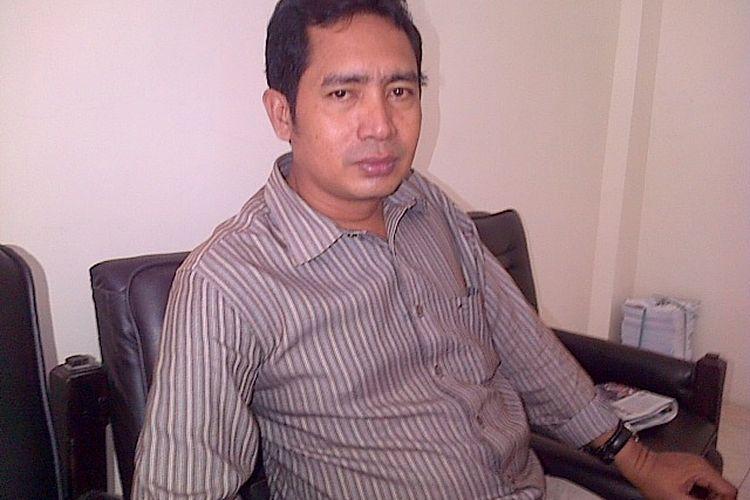 Hamid Rusdi semasa hidup. Foto diambil KOMPAS.com pada 2013.