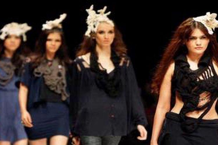 Jakarta Fashion Week dan Senayan City punya visi dan misi yang sama untuk memajukan fashion lokal