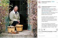 Menikmati Bir ala Pangeran Charles Saat Kunjungan Kerja ke Devon
