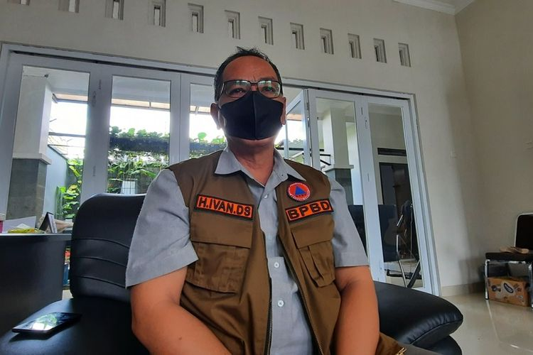 Sekretaris Daerah Kota Tasikmalaya, Ivan Dicksan.