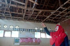 SDN Pancawangi Cianjur Ambruk, Begini Respons Dinas Pendidikan