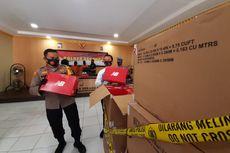 Sopir Ekspedisi Bawa Kabur 1 Kontainer Sepatu Siap Ekspor, Dijual Sendiri Seharga Rp 150 Juta