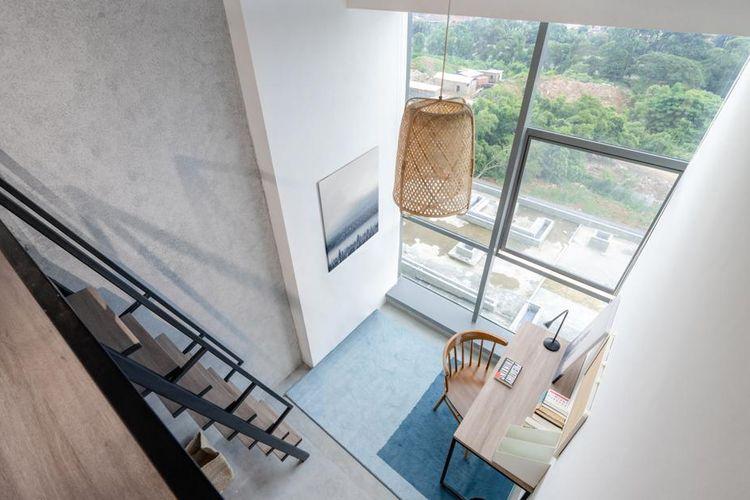 Pemandangan dari kamar co-living Cove Hillcrest