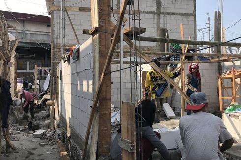 Lurah Ancol Imbau Korban Kebakaran Kampung Bandan Tak Bangun Rumah Permanen