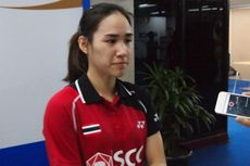 Tunggal Putri Thailand Bersinar di Indonesia Open