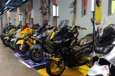 Final CustoMaxi Yamaha Digelar Besok di Jakarta