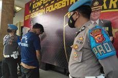 Pelaku Residivis Curas di Bandung Ditangkap Polisi, Modusnya Pura-pura Beli Ponsel hingga Sepeda Motor