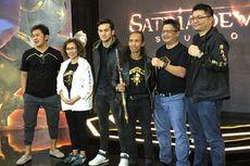 Film Satria Dewa Gatotkaca, Rizky Nazar dan Penjahit Kostum Daredevil