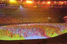 Keindahan pada Upacara Pembukaan Olimpiade 2016