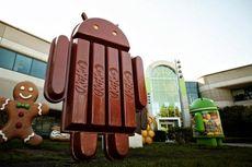 Android Kitkat Bisa Dibajak Lewat