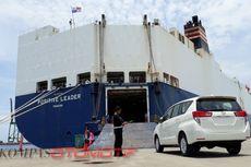Toyota Belum Khawatirkan Kerugian Ekspor ke Vietnam