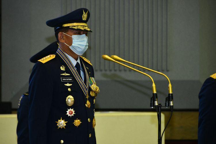 Senin Ini, KSAU Marsekal Yuyu Sutisna Akan Lantik 42 Pewira TNI AU