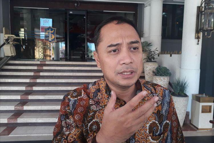 Kepala Bappeko Surabaya Eri Cahyadi