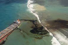 Bencana Minyak Tumpah Mauritius, Hewan Laut Mulai Mati