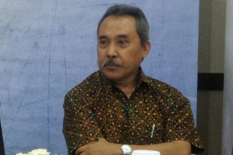 Pengamat politik dari Lembaga Ilmu Pengetahuan Indonesia (LIPI) Syamsuddin Haris