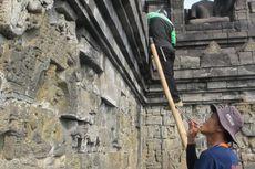 Drainase Candi Borobudur Bocor