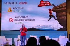 IndiHome Incar 1,3 Juta Pelanggan Baru pada 2020