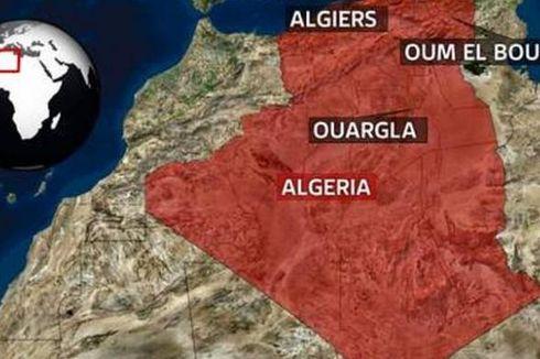 Satu Orang Selamat dalam Kecelakaan Pesawat Militer Aljazair