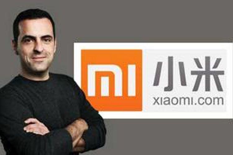 Hugo Barra, Vice President Global Xiaomi
