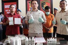 Polisi Tangkap Penjual Kosmetik Ilegal lewat Instagram