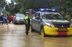 7 Desa Terendam Banjir di Luwu, Trans Sulawesi Lumpuh 6 Jam