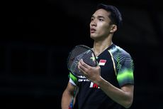 Penyebab Jonatan Christie Langsung Tersingkir pada Babak Pertama Thailand Open II